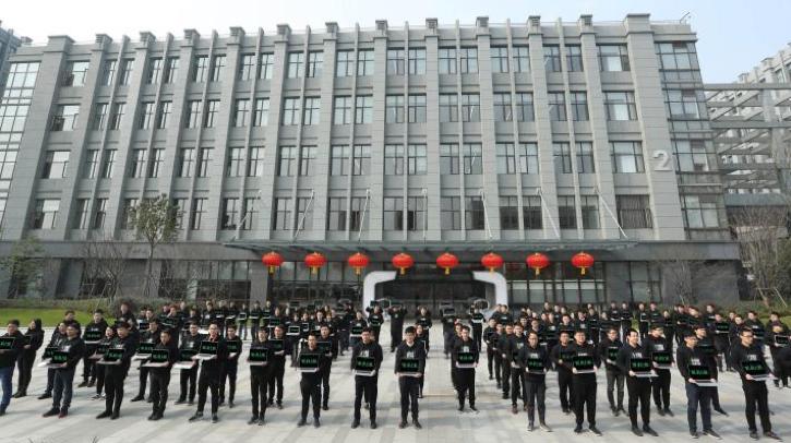 """2019情人节,阿里""""码上公益""""工程师集体表白,邀你一起来!"""